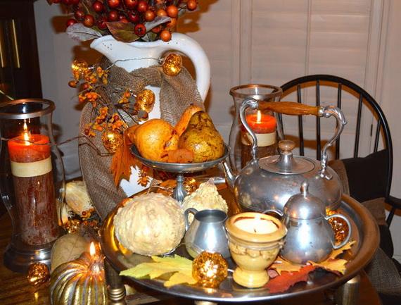 Fall Dining Room Ideas  (49)