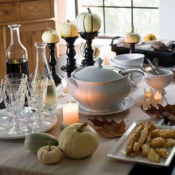 Fall Dining Room Ideas  (51)