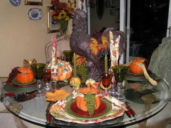 Fall Dining Room Ideas  (54)
