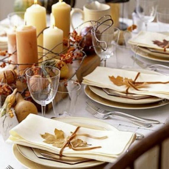 Fall Dining Room Ideas  (67)
