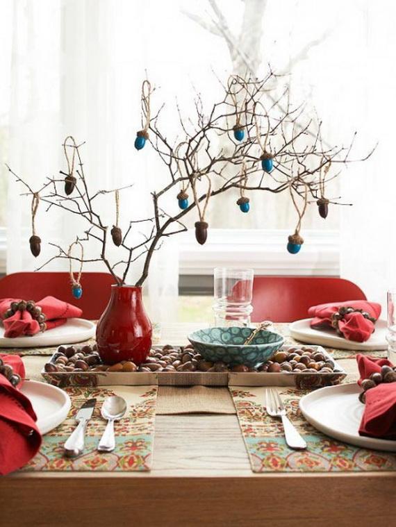 Fall Dining Room Ideas  (69)