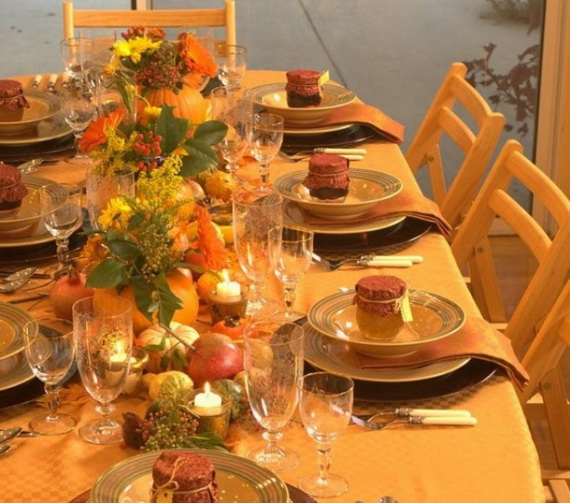Fall Dining Room Ideas  (70)