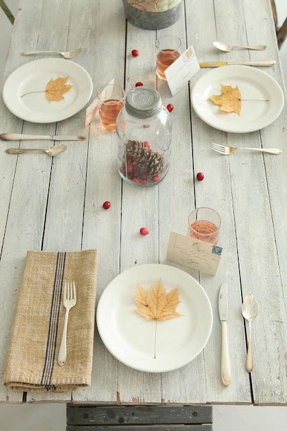 Fall Dining Room Ideas  (8)