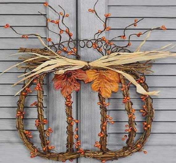 Fall-and-Autumn-Rustic-Grapevine-and