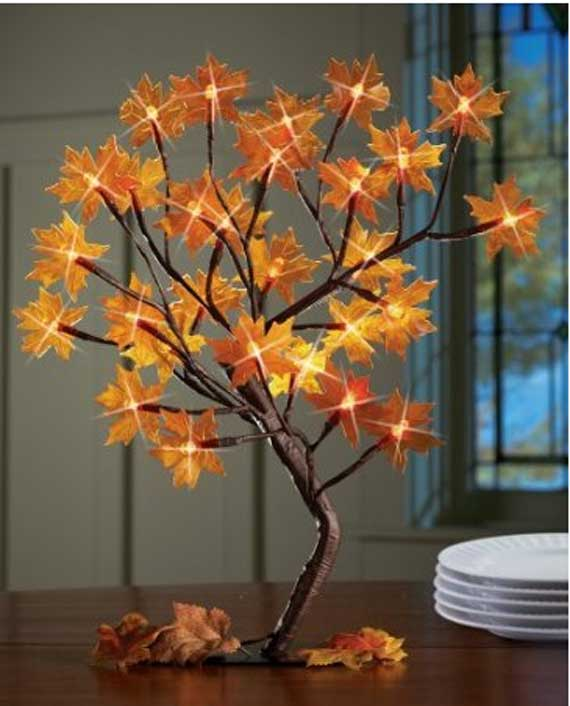 77 easy ways using autumn leaves for fall home d cor