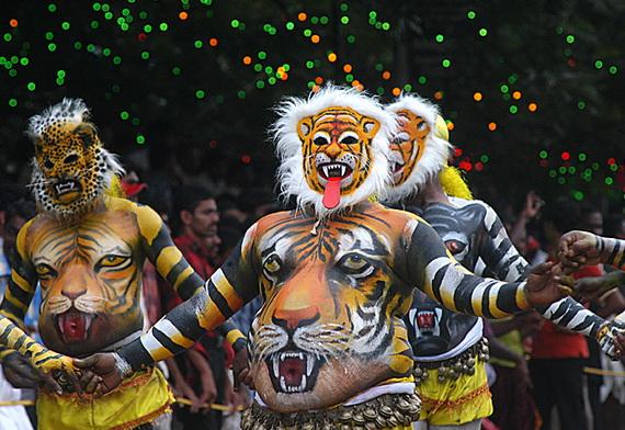 Onam Harvest  Festival of Kerala     _02
