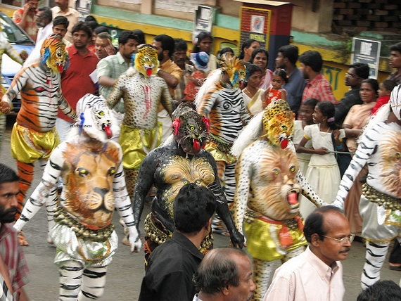 Onam Harvest  Festival of Kerala     _04
