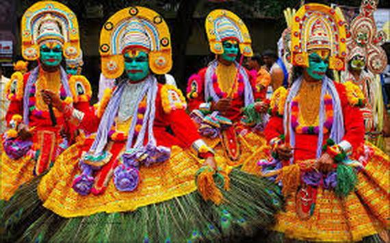 Onam Harvest  Festival of Kerala     _07