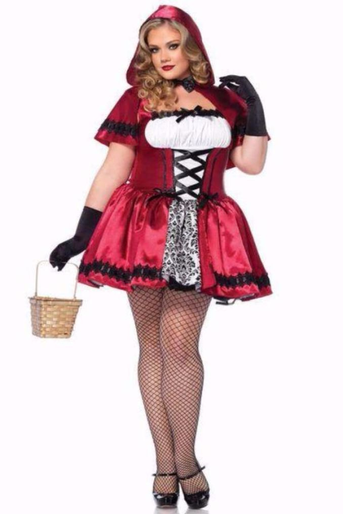 plus size halloween costumes ideas for women 26 - Size 26 Halloween Costumes