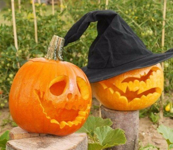 Pumpkin Carving Ideas for Wonderful Halloween day (11)