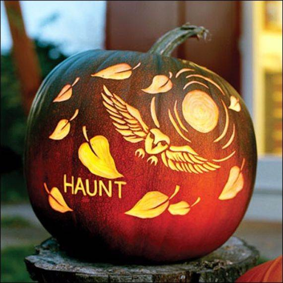 Pumpkin Carving Ideas for Wonderful Halloween day (3)