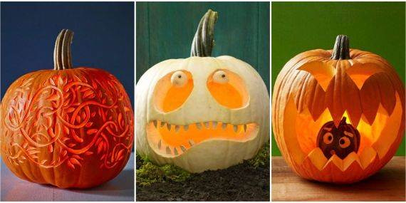 Pumpkin Carving Ideas for Wonderful Halloween day (6)