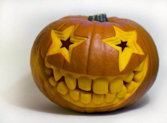 70 cool easy pumpkin carving ideas for wonderful - Deco citrouille halloween ...