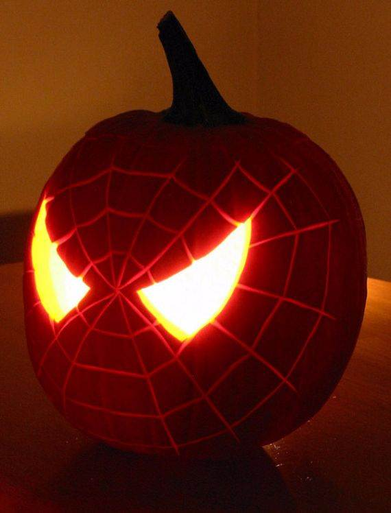 pumpkin carving ideas for wonderful halloween day 8 - Cool Halloween Pumpkin Designs