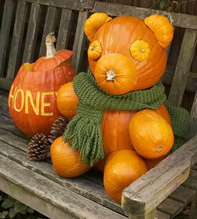 pumpkin crafts for halloween 62