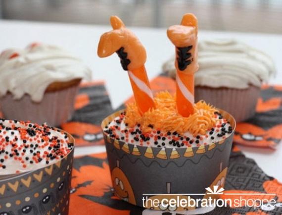 Spooky Halloween cupcake Ideas_11