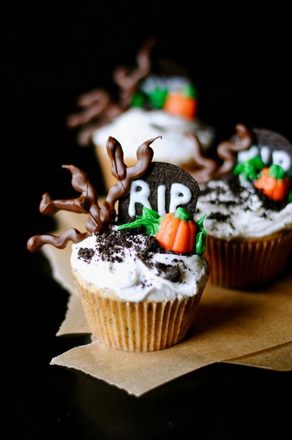 Spooky Halloween cupcake Ideas_16