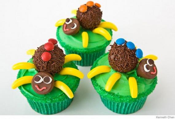Spooky Halloween cupcake Ideas_21