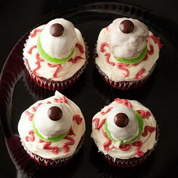 Spooky Halloween cupcake Ideas_23