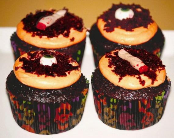 Spooky Halloween cupcake Ideas_29