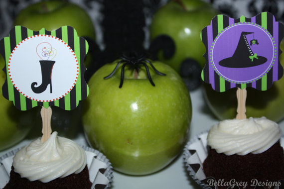 Spooky Halloween cupcake Ideas_60