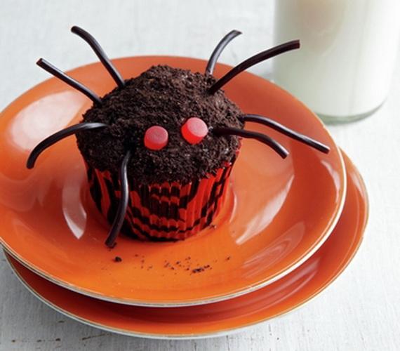 Spooky Halloween cupcake Ideas_90