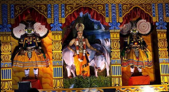 The legend of Onam, Kerala Festival_18