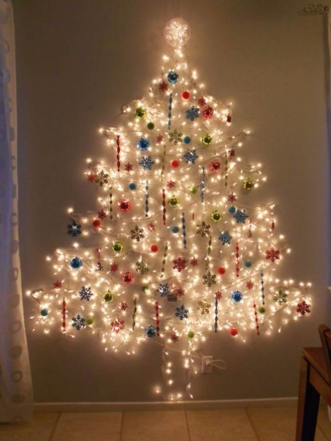 ... wall-christmas-tree-alternative-christmas-tree-ideas