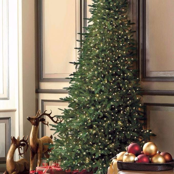 60 Wall Christmas Tree - Alternative Christmas Tree Ideas - family ...