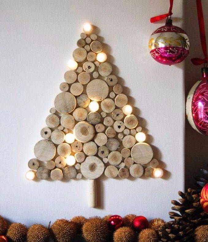 wall christmas tree alternative christmas tree ideas_06