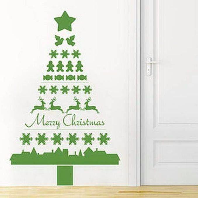 Wall-Christmas-Tree-Alternative-Christmas-Tree-Ideas_61