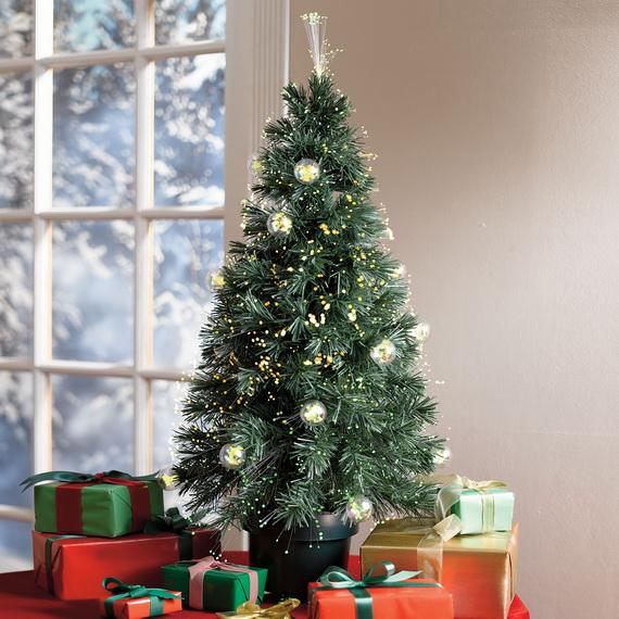 2013Tabletop Christmas Trees for the Holiday Season_02