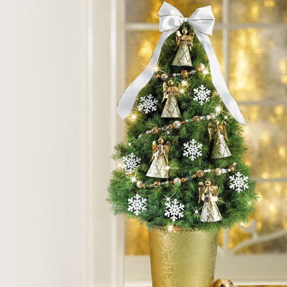 2013Tabletop Christmas Trees for the Holiday Season_03