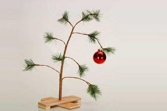 2013Tabletop Christmas Trees for the Holiday Season_1