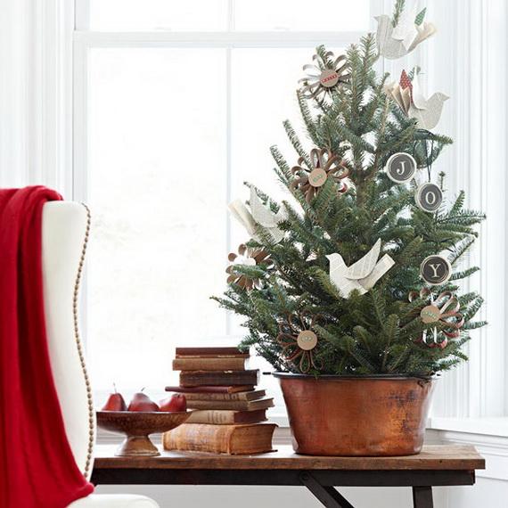 2013Tabletop Christmas Trees for the Holiday Season_11 (2)