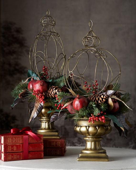 2013Tabletop Christmas Trees for the Holiday Season_12