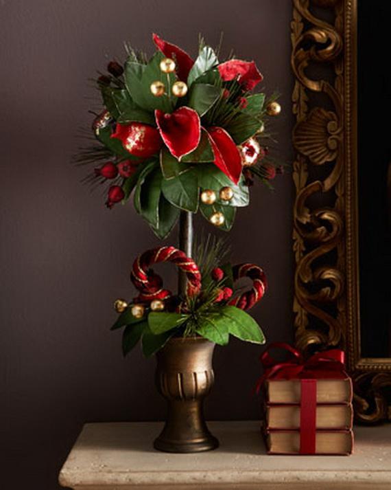 2013Tabletop Christmas Trees for the Holiday Season_18
