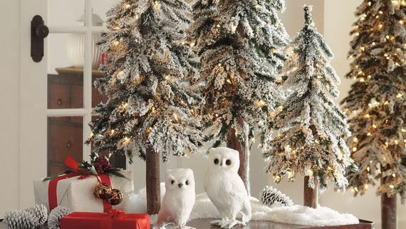 2013Tabletop Christmas Trees for the Holiday Season_32