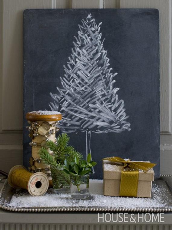 2013Tabletop Christmas Trees for the Holiday Season_37