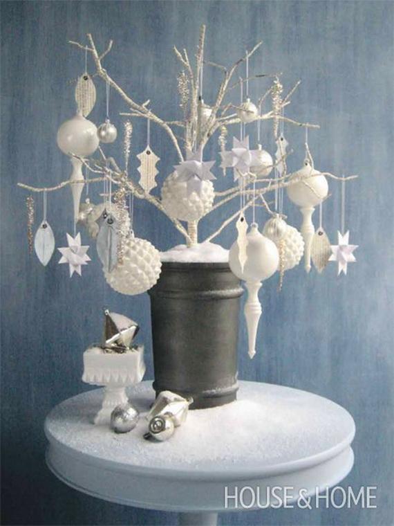2013Tabletop Christmas Trees For The Holiday Season_38