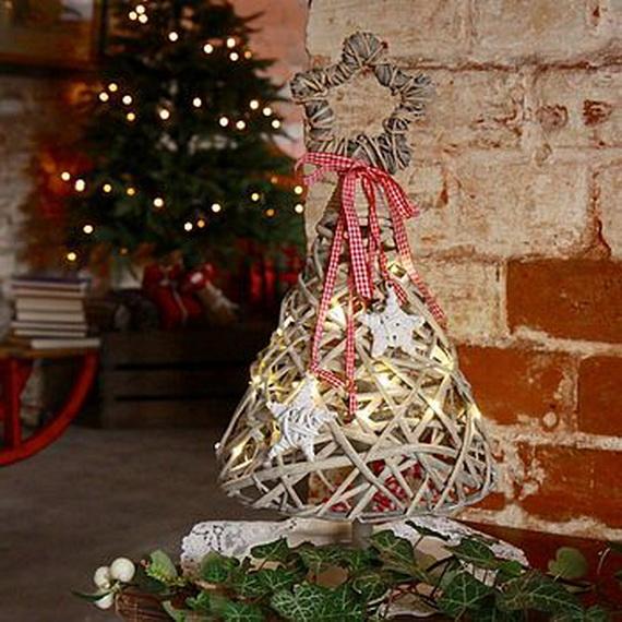 2013Tabletop Christmas Trees for the Holiday Season_4