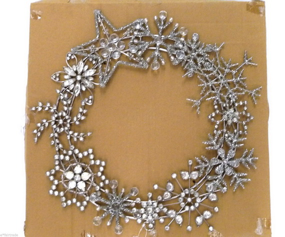 50 Great Christmas Wreath Ideas To Keep The Traditions Alive_10