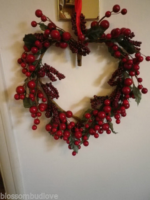 50 Great Christmas Wreath Ideas To Keep The Traditions Alive_16