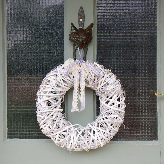 50 Great Christmas Wreath Ideas To Keep The Traditions Alive_50