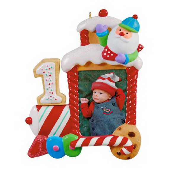 Baby's First Christmas Ornament Ideas     _16