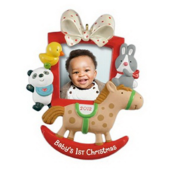 Baby's First Christmas Ornament Ideas     _17