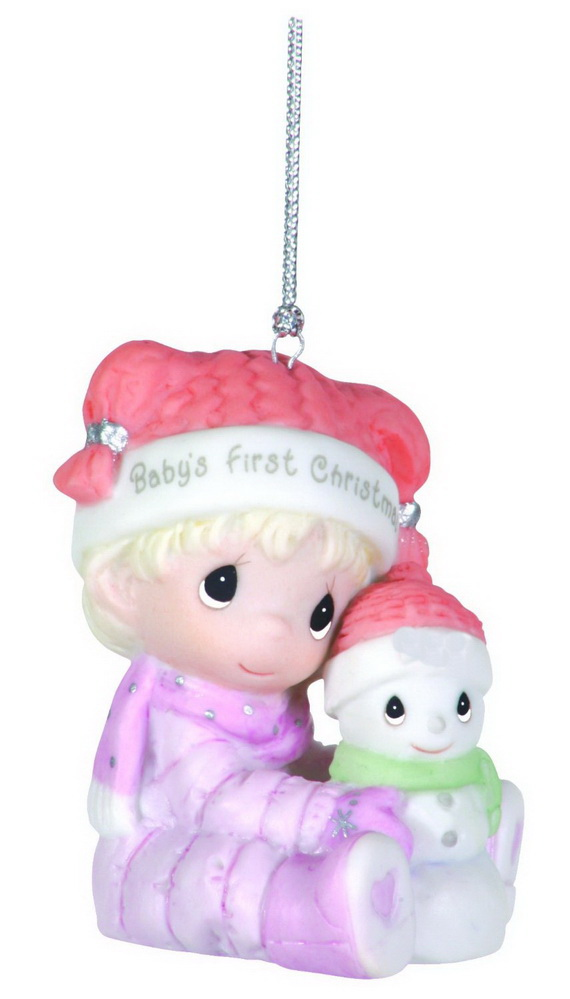 Baby's First Christmas Ornament Ideas     _22