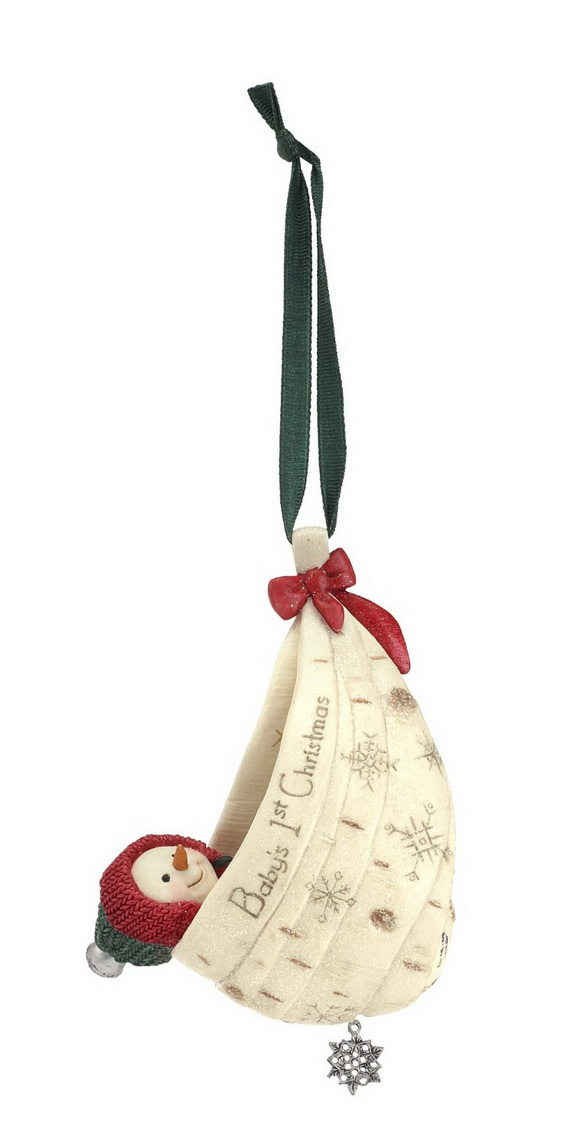 Baby's First Christmas Ornament Ideas     _24