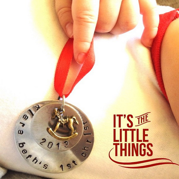 Baby's First Christmas Ornament Ideas     _31