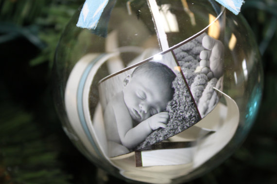 Baby's First Christmas Ornament Ideas - family holiday.net/guide ...